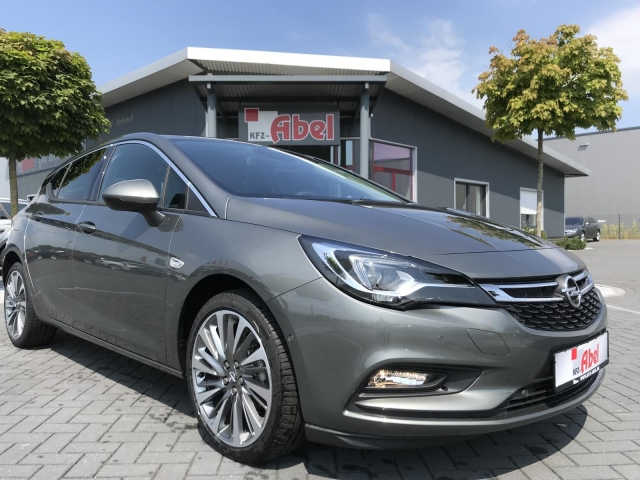 Opel Astra K 1.4 Turbo Ultimate